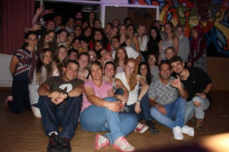 Internationales Jugendcamp 2016